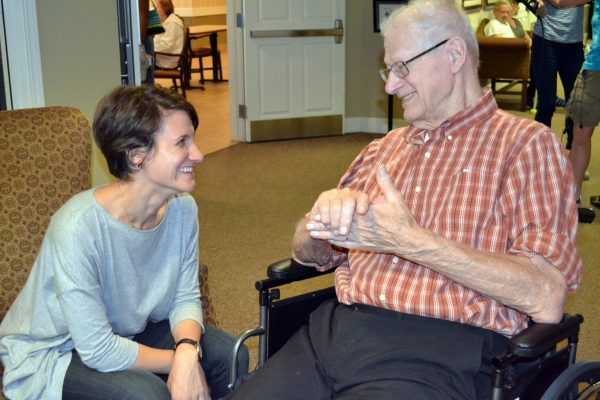 Senior citizen, Memory Bridge Foundation for Dementia