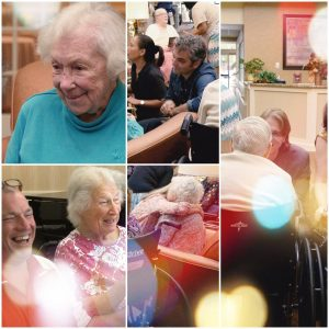Memory Bridge Collage - Love is Listening: Dementia without Loneliness