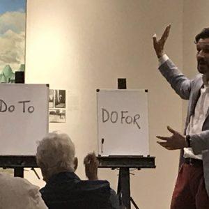 Michael Verde presentation in Philidelphia, October 2019