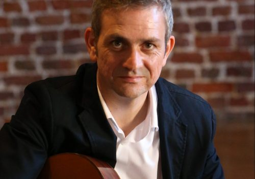John McHugh with Guitar