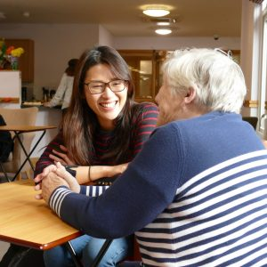 Memory Bridge in Action at St. Christopher's Hospice