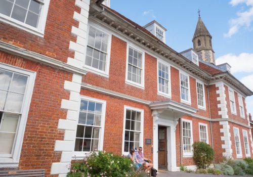 Sarum College - Exterior - Photo by Ash Mills